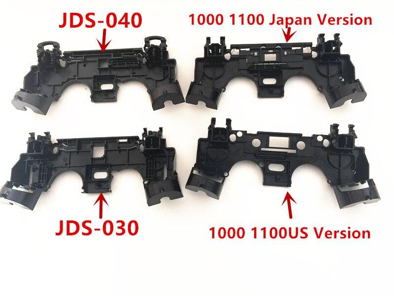 R1 L1 Key Holder Support Inner Internal Frame Stand For Playstation 4 PS4 Pro Controller 1000 1100 1200 JDS030 JDS040 JDM 055