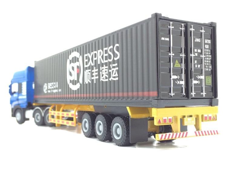 1:50 JingBang тент платформа транспортный контейнер с SF