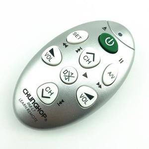 Image 5 - Chunghop DC 3V Mini Learning Remote Control for TV/SAT/DVD/CBL/DVB T Copy RM L7 Universal