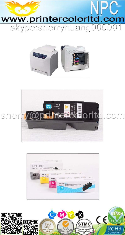 toner FOR Fuji-Xerox DP CP-225MFP DP-CP-225 DocuPrint-225MFP 225 MFP original compatible reset CARTRIDGE -lowest shipping