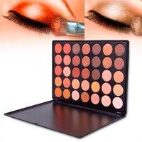 Focallure 35 Colors Eye Shadow Renaissance Waterproof Makeup Cosmetic Shimmer Matte Eyeshadow Palette Maquiagem High Quality