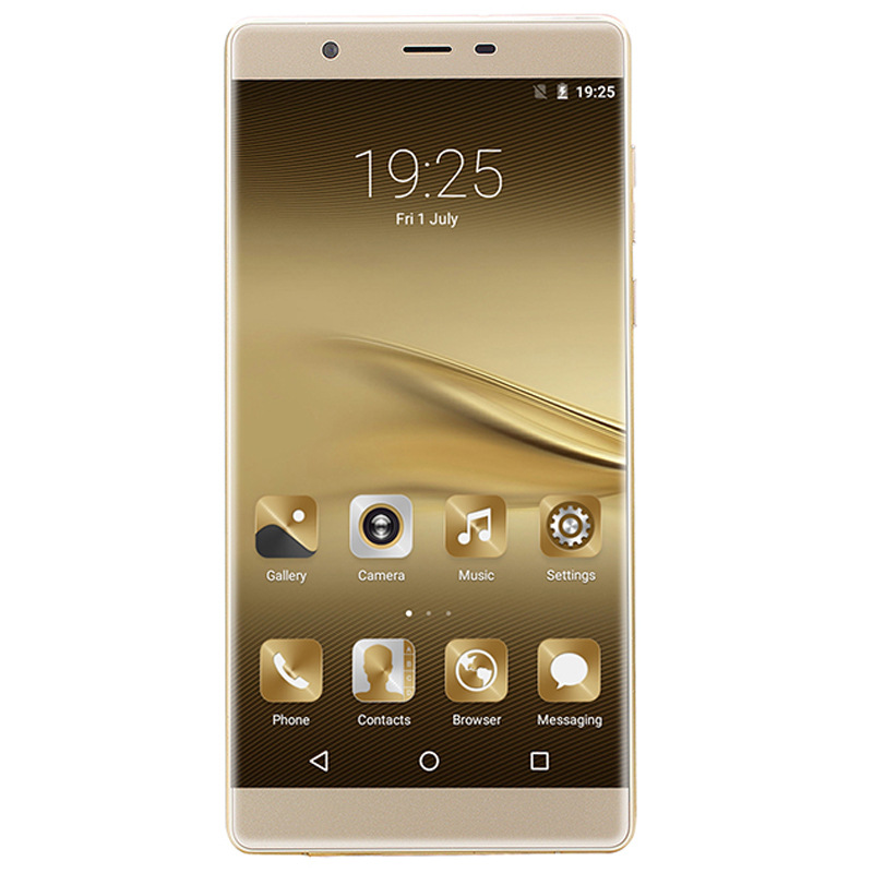 The new X30 smartphone MTK6580 512+8G screen 6.0 inch smart 3G mobile phone-in Cellphones from Cellphones & Telecommunications