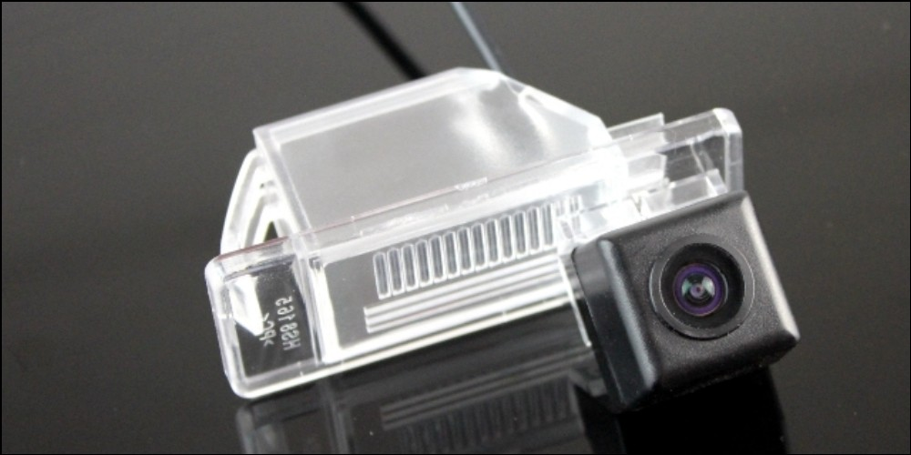 Car Camera For Nissan Qashqai Dualis 2008~2012 High Quality Rear View Back Up Camera For Fans Use  CCD + RCA Show 2