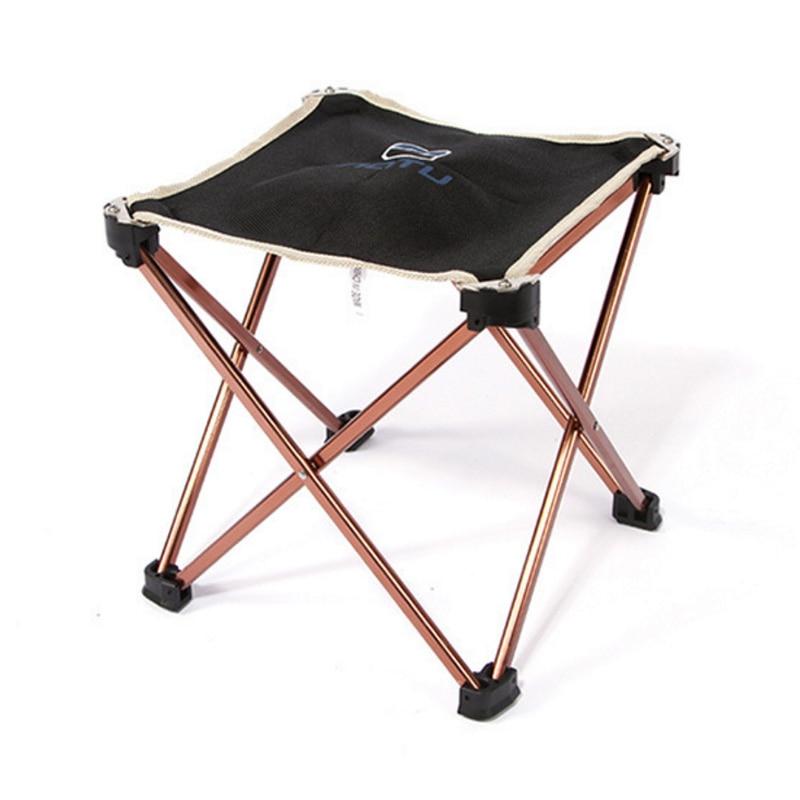 New Aluminum Portable Folding Oxford Chair Outdoor Patio