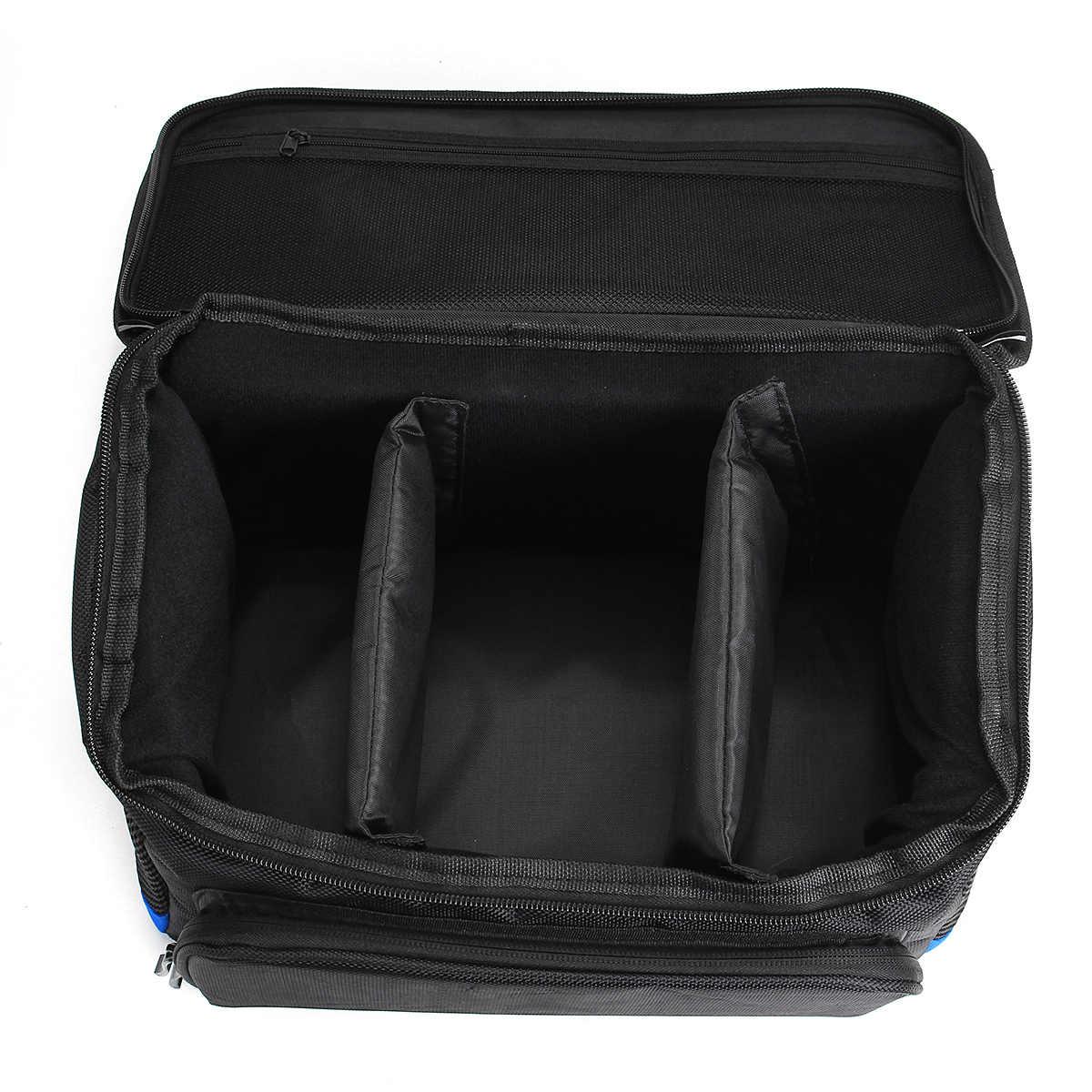 أدوات الألياف البصرية الانصهار جهاز الربط حمل حقيبة حقيبة للماء الألياف البصرية الربط آلة حقيبة فم واسع جديد