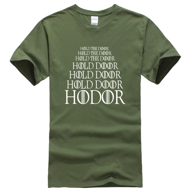 Game of Thrones Hodor T-Shirt's