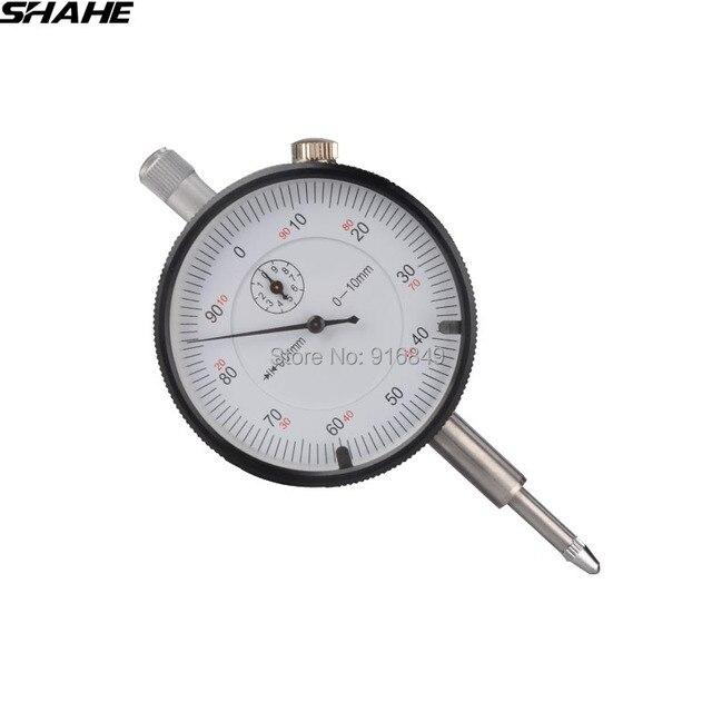 0 10 Mm Dial Indicator Dial Gauge Precision Analog Dial Indicator 0 01 Mm Measuring Instrument