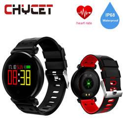 Smart Браслет Смарт сердечного ритма крови Давление часы Шагомер Фитнес браслет, трекер активности для Android Ios Mi Группа 2