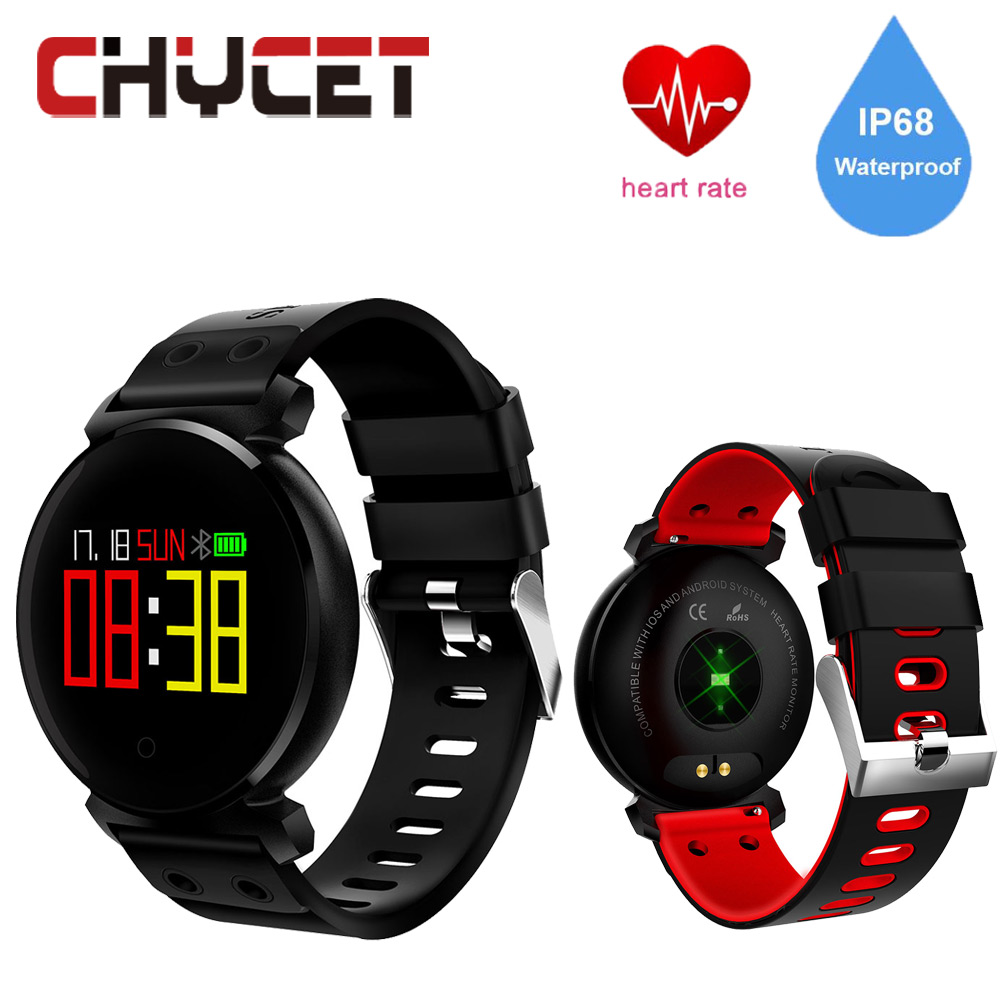 Smart Wristband Smart band Heart Rate Blood Pressure Watch Pedometer Fitness Bracelet Activity tracker for Android Ios Mi Band 2 dawo ecg smart bracelet blood pressure smart wristband heart rate temperature pedometer bluetooth fitness band for ios android