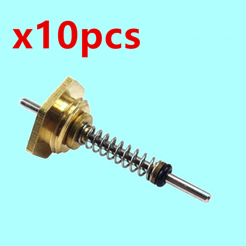 10 шт. высокого качества Новинка газовый котел воды клапан наперсток 12 мм Длина 41 мм для lpg водонагреватель клапан