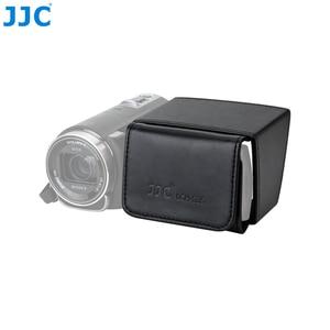 """Image 4 - JJC LCH S35 לקפל החוצה מסך שמש מגן כיסוי 3.5 """"LCD הוד וידאו מצלמה תצוגת מגן עבור Canon/סוני מצלמות וידאו"""