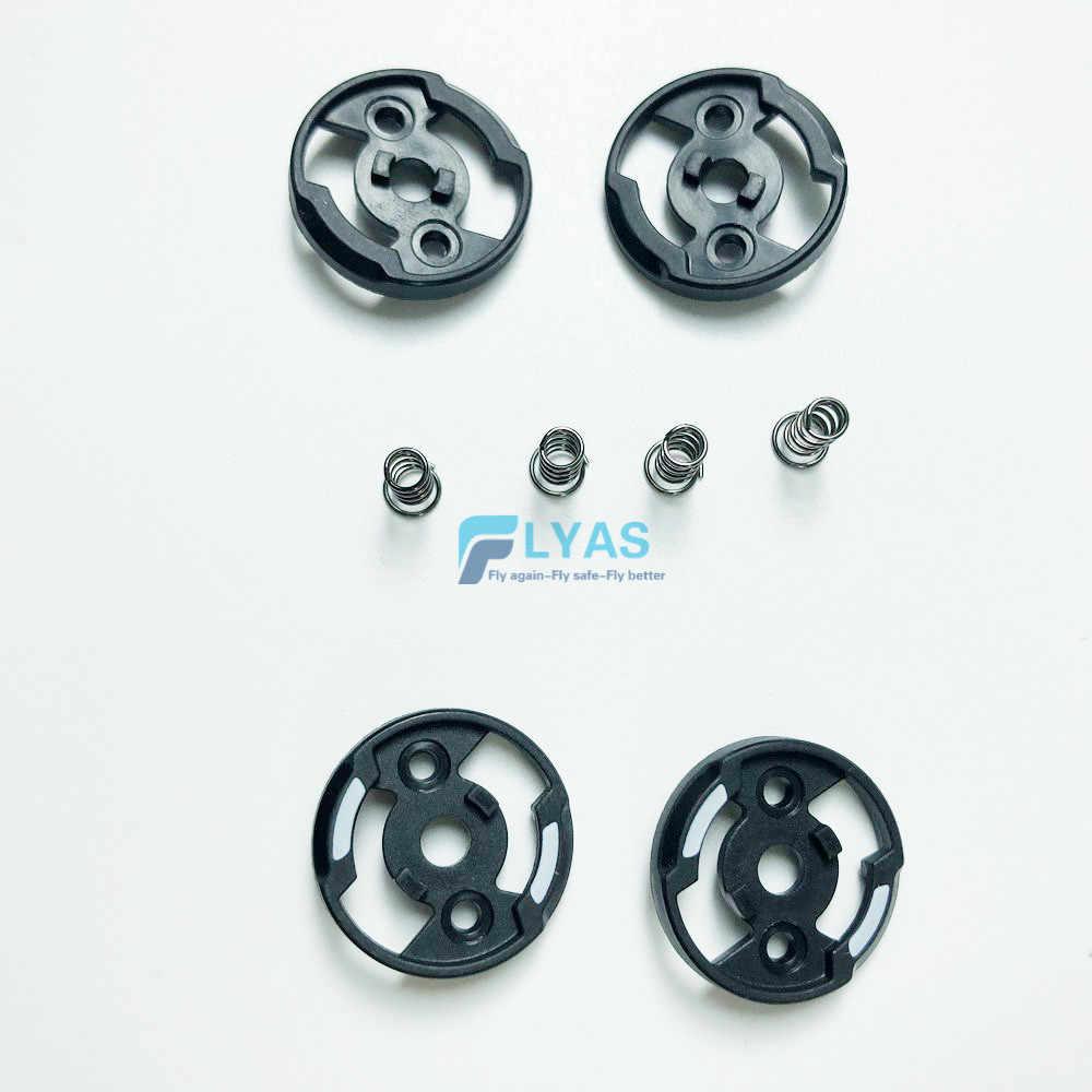 1 Set Echt Dji Mavic Air Quick Release Propeller Montage Platen 2 Ccw & 2 Cw Met 4 Ringen Voor vervanging Reparatie Deel