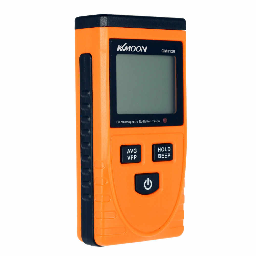 Измеритель электромагнитного излучения дозиметр тестер счетчик для электрического поля излучения магнитного поля излучения GM3120