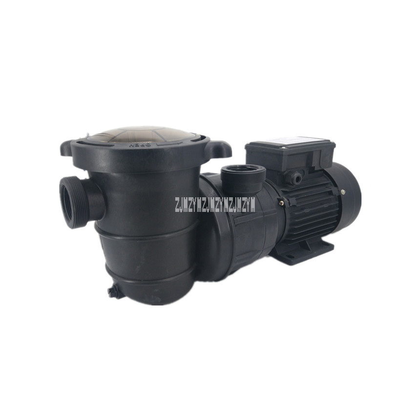 Electric High Pressure Swimming Pool Pump J03708 High quality Above ground Spa Water Circulation Pump 220 240V 600W 18m3/h