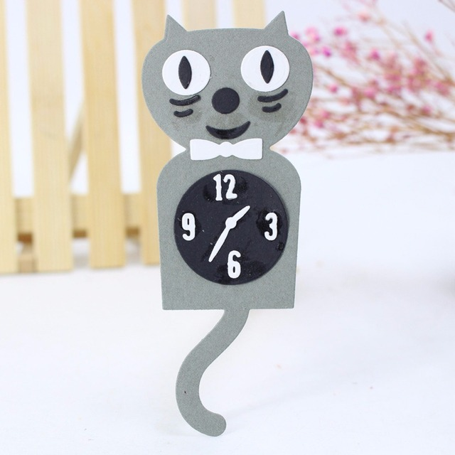 Gowing 52x119mm cat alarm clock metal dies cutting for scrapbooking gowing 52x119mm cat alarm clock metal dies cutting for scrapbooking dies metal easter diy gift card negle Gallery