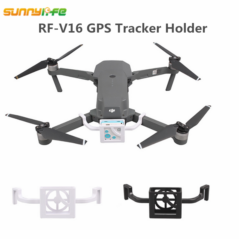 Sunnylife DJI MAVIC PRO RF-V16 GPS Tracker Satellite locator Bracket mounting Holder Tracker Carrier Supporter for DJI Mavic