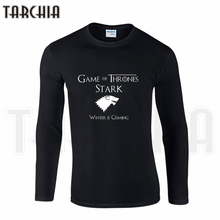 Winter is Coming Long Sleeve T-Shirt for Men