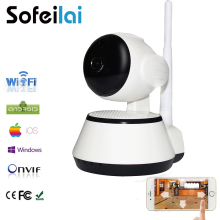 1280x720P HD Wireless IP Camera CCTV WiFi Home Surveillance Security Camara Pan Tilt PT IR onvif SD card P2P Yoosee Cameras