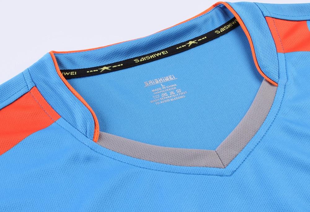 Camisa de badminton de china homem mulher
