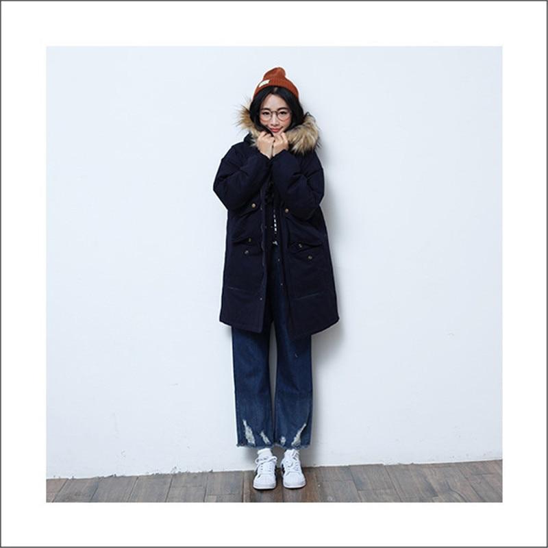 Nueva Capa de la Chaqueta de Las Mujeres Parka Mujer Ropa Larga Sólida chaqueta