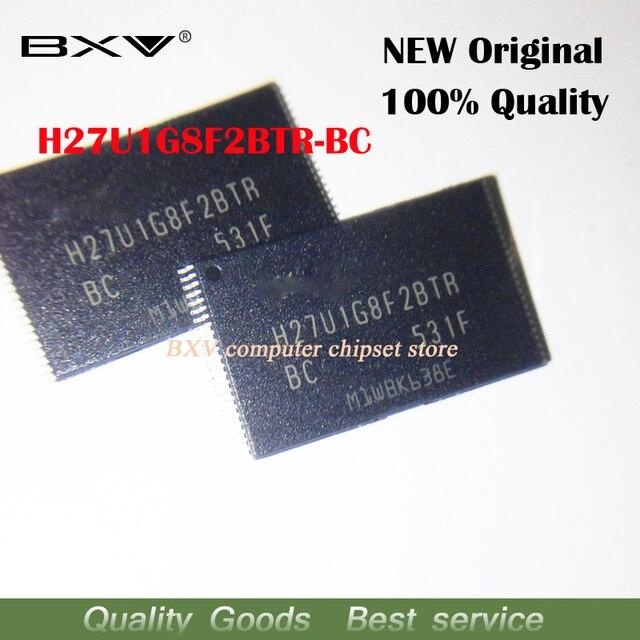 10 pcs/lot H27U1G8F2BTR BC H27U1G8F2BTR TSOP48 Livraison Gratuite
