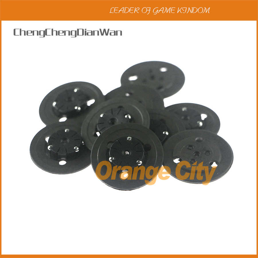 ChengChengDianWan New Spindle Hub Turntable Repair Parts For Playstation 1 for PS1 Laser Head Motor Cap Lens Accessories