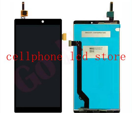 For Lenovo VIbe K4 Note A7010a48 A7010 LCD display with Touch Screen Digitizer Assembly replacement Pantalla аксессуар чехол lenovo k10 vibe c2 k10a40 zibelino classico black zcl len k10a40 blk