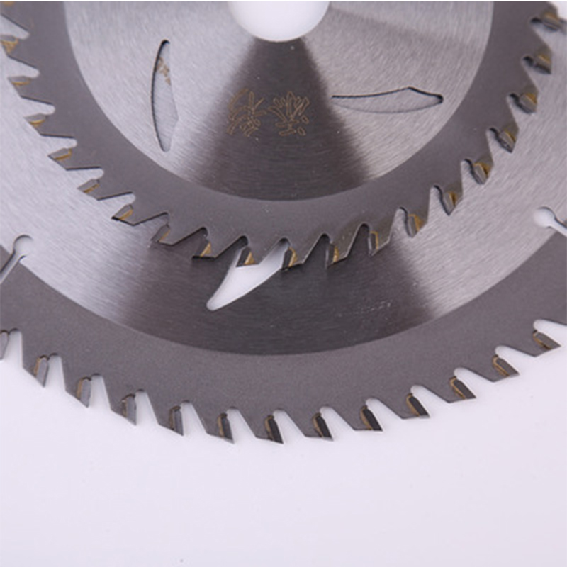 6inch 40/60 Teeth Cemented Carbide Mini Circular Saw Blade Rotary Drill Tool Accessories for Wood Cutting Power Tool image