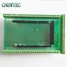 10 pcs Prototype בורג מסוף בלוק מגן לוח ערכת עבור MEGA 2560 מגה 2560 R3 Mega2560 R3 דו צדדי PCB bte16 06
