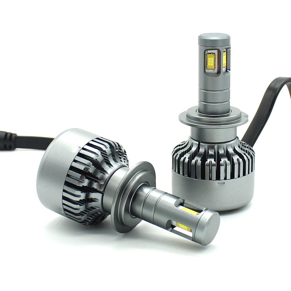 Modifygt V10 H4 <font><b>led</b></font> H7 <font><b>led</b></font> H8/H9/H11 <font><b>H15</b></font> 8000LM 100W 12V24V Car <font><b>led</b></font> light Headlight canbus <font><b>no</b></font> <font><b>error</b></font> car accessories image