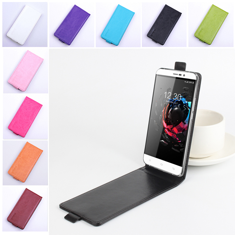Umi Hammer S Case Fashion 9 Colors Flip Leather Cover Case for Umi Hammer S 5.5 Inch Vertical Back Cover Magnetic Phone Case