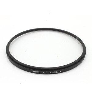 Image 4 - עלייה (בריטניה) חדש 105MM UV מסנן עדשת מגן 105 mm עם מקרה תיק + משלוח בד