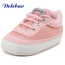 Fashion Butterfly-Knot Solid Baby Girl Shoes Handmade High Quality Cotton Fabric First Walkers Slip-On Soft Sole Princess