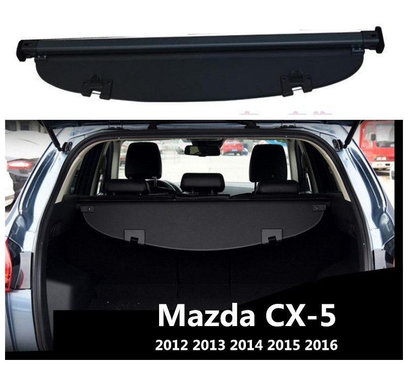 For Mazda Cx 5 2012 2013 2014 2015 2016 Rear Trunk Cargo Cover Security Shield Screen Shade High Qualit Car Accessories Cargo Cover Car Rear Trunkcargo Trunk Cover Aliexpress