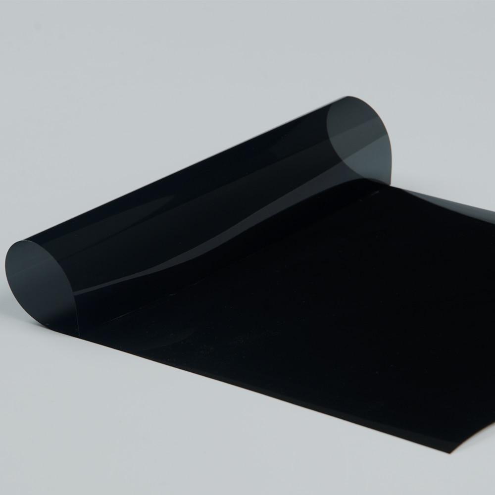 50x500cm 4mil(0.1mm) High Insulation Window Solar Tint Film 15% VLT Automotive Residential Glass Film