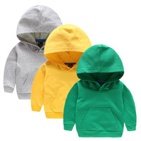 Baby Boys Girls Hoodies New Boys Autumn Jacket Long Sleeve Spring Coat With Cap 8 Styles