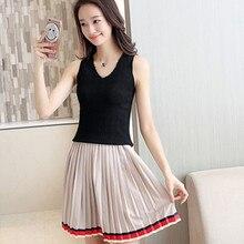 5272 a half fold skirt 45