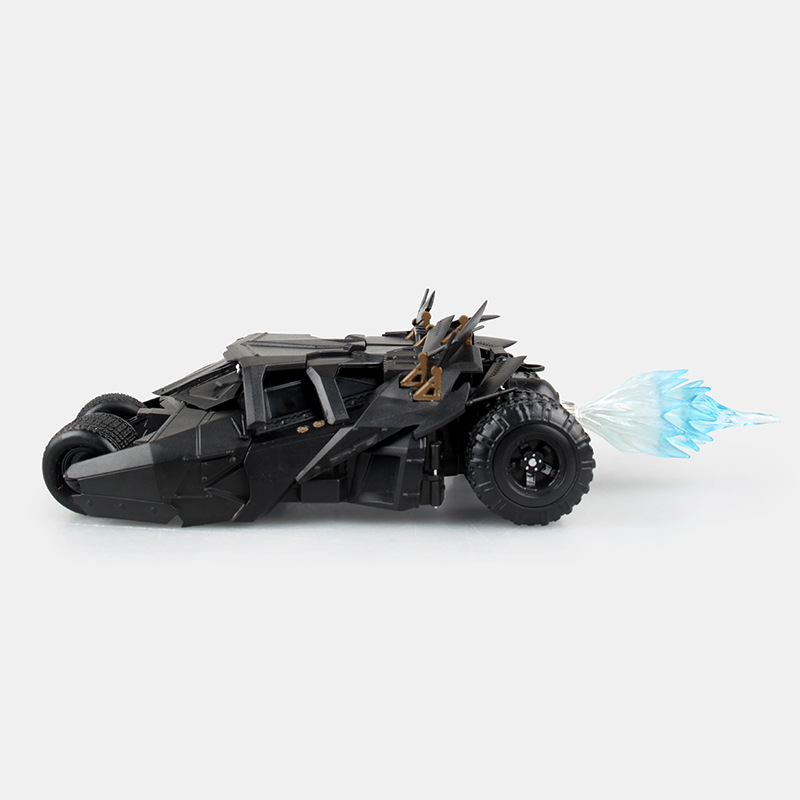 Batman v Superman Dawn Justice Arkham Knight Batmobile Tumbler DC Super Heroes PVC 16CM Action Figure Collection Model neca dc comics batman arkham origins super hero 1 4 scale action figure