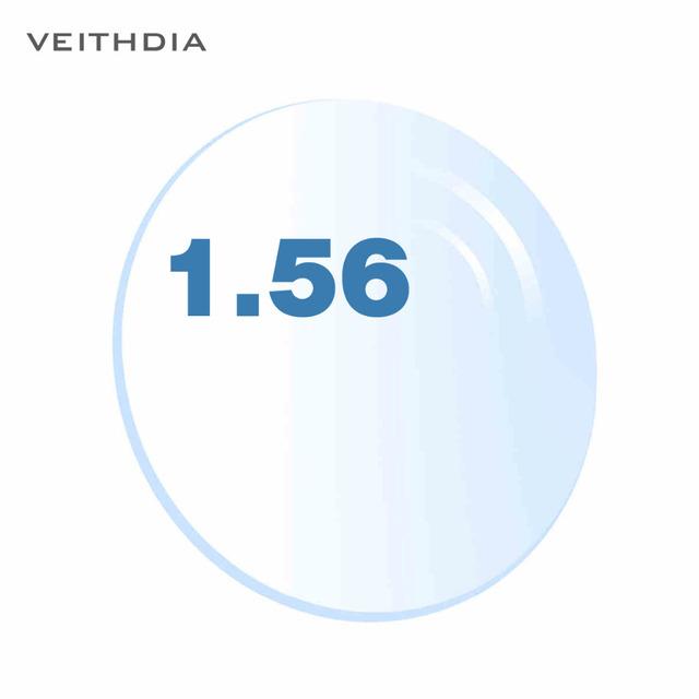 1.56 asférica de visão simples para miopia / hipermetropia 0.00 - 4.00 grau