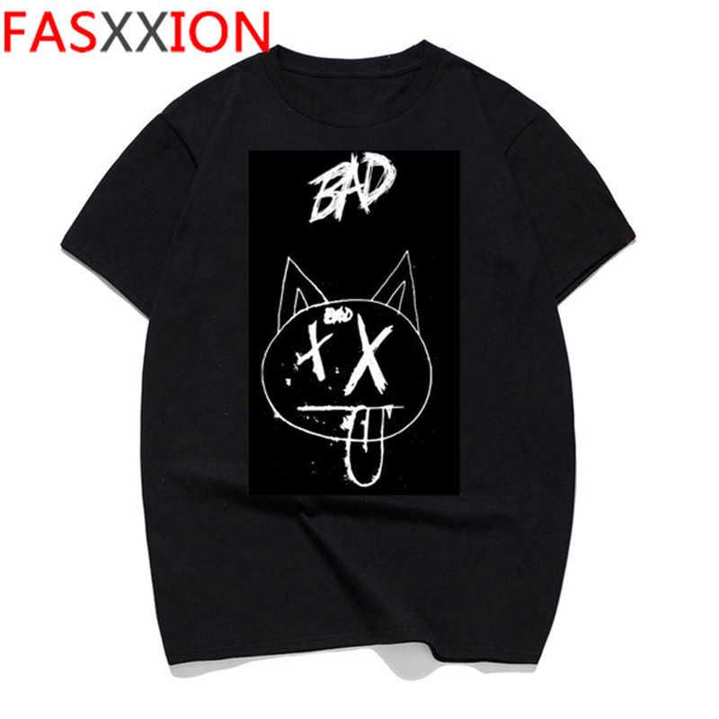 R.i.p xxxtentacion t 셔츠 남성/여성 힙합 랩퍼 티셔츠 복수 반팔 티셔츠 hipster new top tees 남성/여성