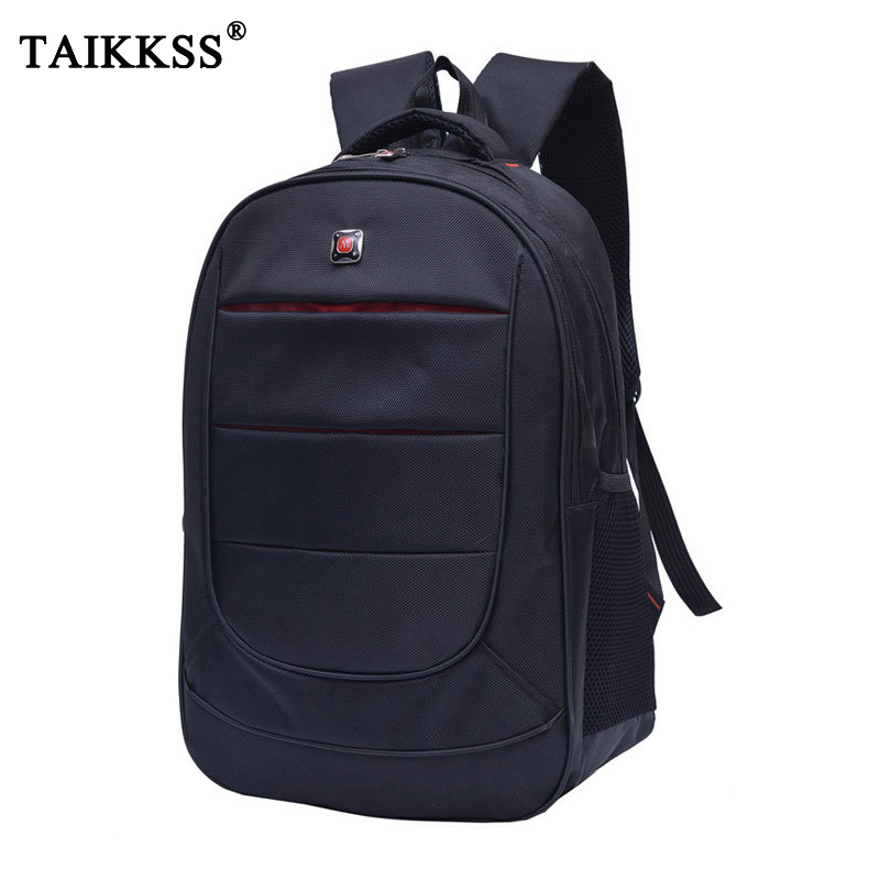 New Trend Stylish Men Large Capacity Nylon Bag Travel Laptop Backpack Waterproof College Tide Casual Men's Backpacks Wholesale цена 2017