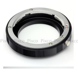 Image 4 - Pixco Nik M42 Anello Adattatore di Montaggio Vestito Per Nikon F Mount Lens ai vestito per M42 Vite di Montaggio Videocamera
