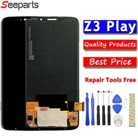 6.01For Motorola Moto Z3 Play LCD Display Touch Screen Digitizer Assembly Replacement For Moto Z3 Play XT1929 XT 1929 LCD