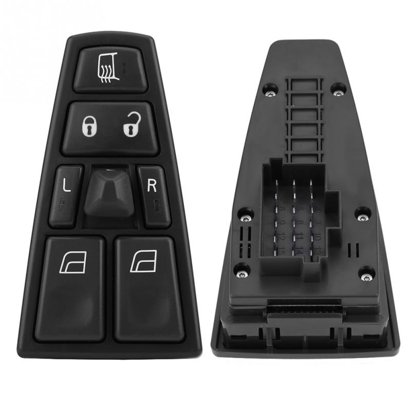 US $21 97 25% OFF|Power Window Master Control Switch Button for Volvo Truck  FH12 FH13 FM VNL 20752918 21543897 20953592 20455317 Car Accessories-in