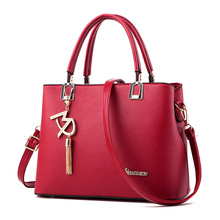 цена на Simple handbag large cross-body bag with one shoulder for women handbag  purse