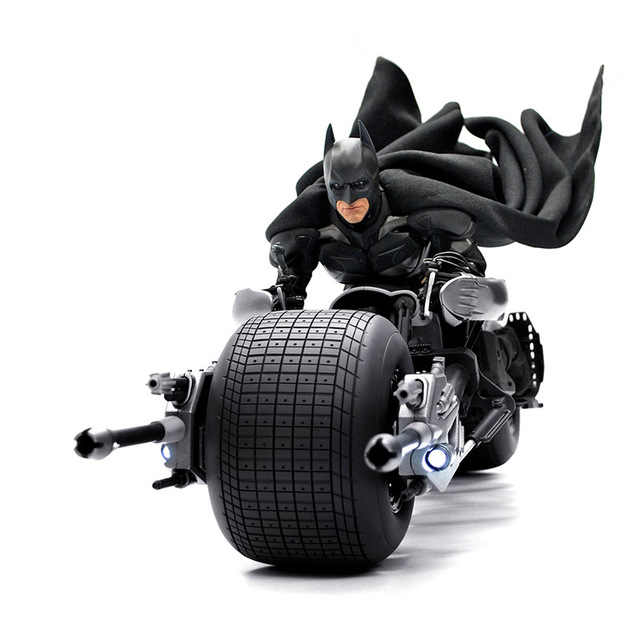 338pcs Motocicleta Batman Filme The Ultimate Marvel Super Heroes Batman Batmobile Legoingly Building Blocks Brinquedos Compatível