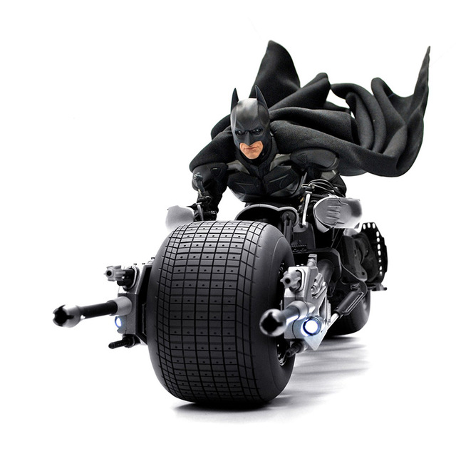 338pcs Batman Motorcycle Marvel Super Heroes Movie The Ultimate Batmobile Building Blocks Toys Compatible Legoingly Batman 1 18 scale 1995 batman forever batmobile by hot wheels page 5