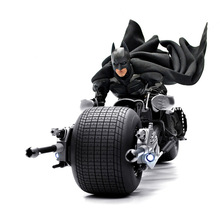 Toy Store Batmobile Building Toys Marvel Batman Motorcycle