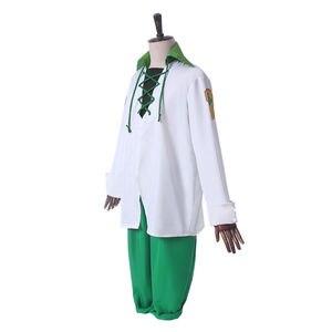 Image 3 - アニメ七大罪コスプレmeliodas制服衣装完全な衣装トップス + パンツスーツハロウィン