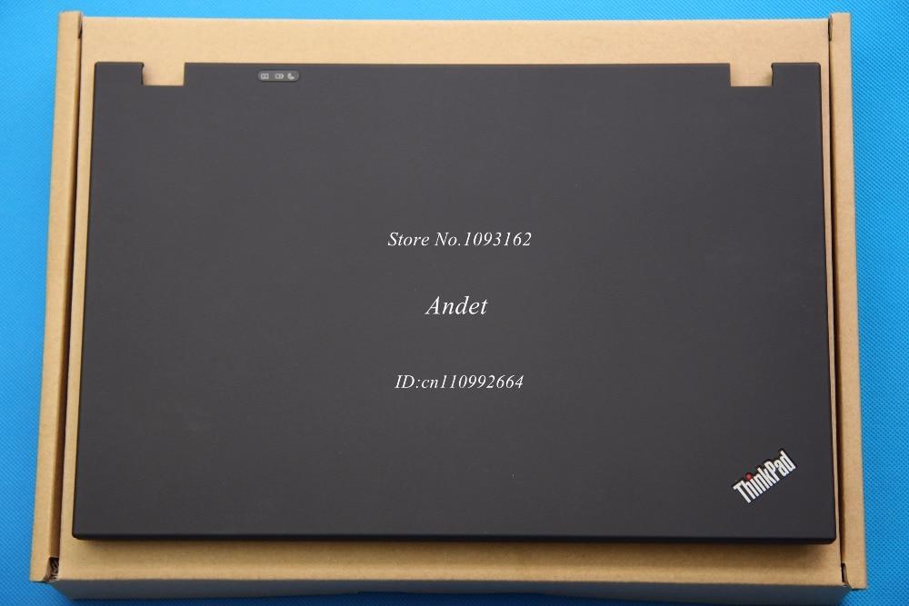 ФОТО Refurbished for Lenovo ThinkPad T520 T520i W520 T530 T530I W530 Lcd Rear Lid Cover Back Case 04W1567
